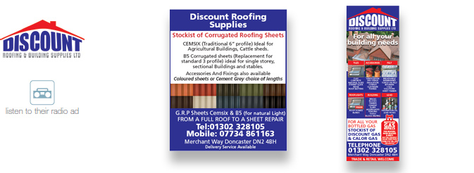 Discount Roofing U0026 Building Supplies Are Doncasteru0027s Leading Independently  Owned Builders Merchants.We Are Responsible For Planning And Booking All Of  Their ...